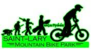 logo bike park st lary